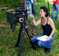 En tournage de court-métrage dans l'Ain