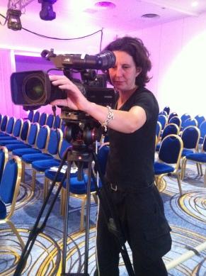 Cadreuse, technicienne vidéo sur convention à Monaco