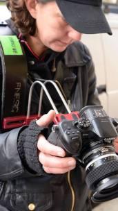 Seconde caméra pour Ingrid franchi