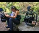 Assistante image, tournage en Red
